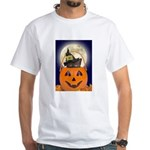 Trick or Treat Halloween White T-Shirt