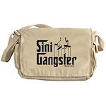 Sini-Gangster Messenger Bag