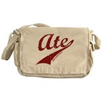 Ate Messenger Bag