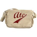 Ate Messenger Bag