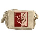 Year of the Boar Messenger Bag