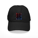 Leonardo da skull 2 Black Cap