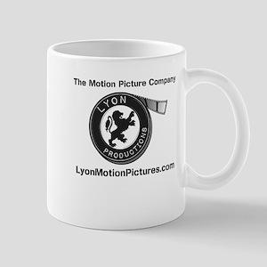 Lyon Productions Logo Mug