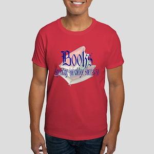 Books Dark T-Shirt