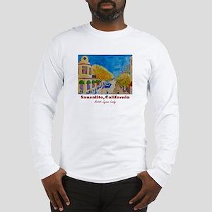Sausalito Sunday Shirts Long Sleeve T-Shirt