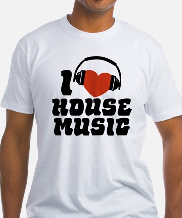 I Love House Music Shirt