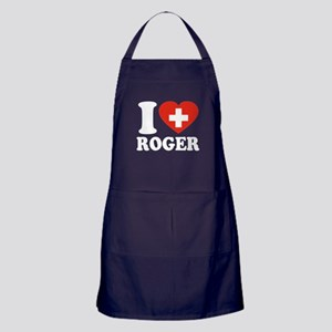 Love Roger Apron (dark)