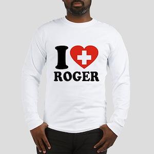 Love Roger Long Sleeve T-Shirt
