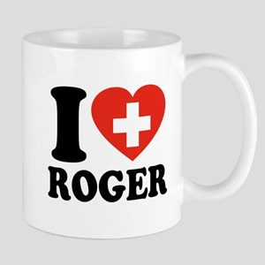 Love Roger Mug