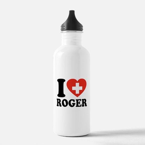 Love Roger Water Bottle