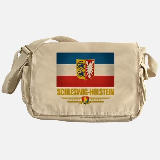 Schleswig-Holstein Pride Messenger Bag