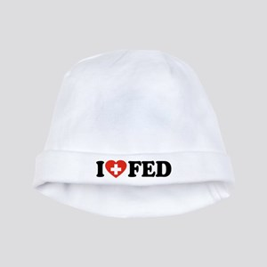 Love Roger baby hat