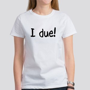 Pregnant Bride - Women's T-Shirt