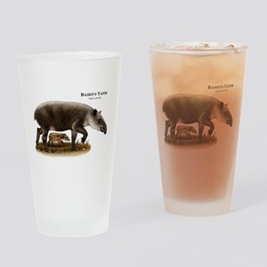 Baird's Tapir Drinking Glass
