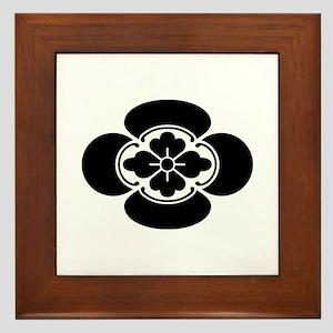 Mokko Framed Tile