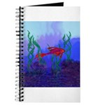 Beta Fish Brilliant Violet Re Journal