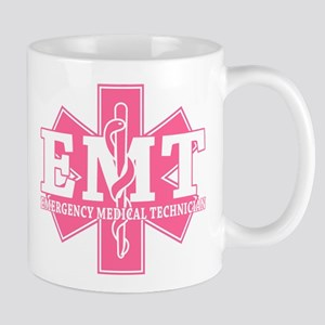 Star of Life EMT - pink Mug