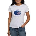 9-11 Not Forgotten Women's T-Shirt