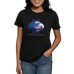9-11 Not Forgotten Women's Dark T-Shirt