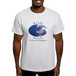 9-11 Not Forgotten Light T-Shirt