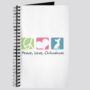 Peace, Love, Chihuahuas Journal