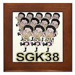 Sgk38 Framed Tile