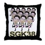 Sgk38 Throw Pillow