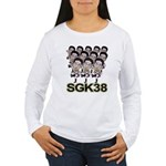 Sgk38 Women's Long Sleeve T-Shirt