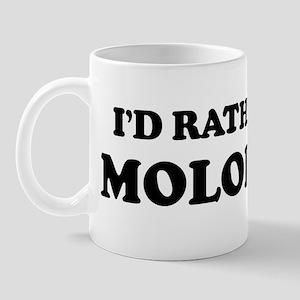 Rather be in Molokai Mug