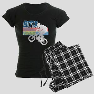 1980's BMX Women's Dark Pajamas
