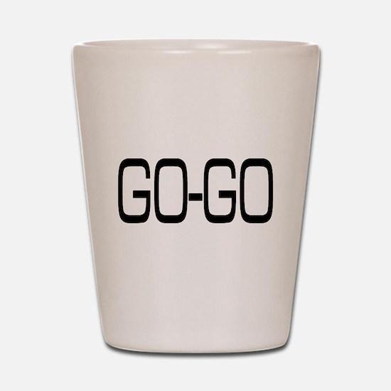 Go-Go Shot Glass