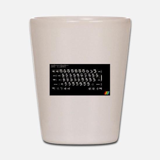 Spectrum+ Shot Glass