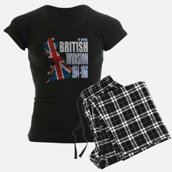 British Invasion Pajamas