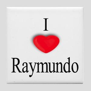 Raymundo Tile Coaster