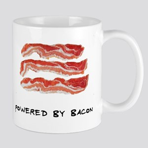 Powered By Bacon Mug