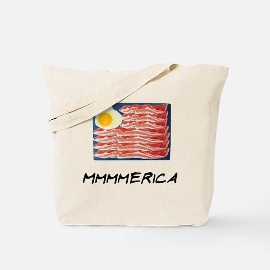 Mmmmerica Tote Bag