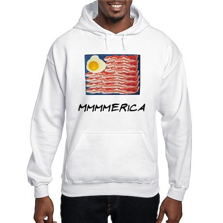 Mmmmerica Hooded Sweatshirt