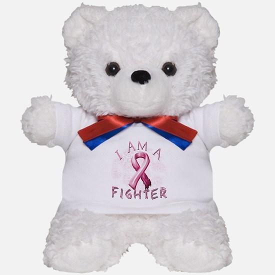 I Am A Fighter Teddy Bear
