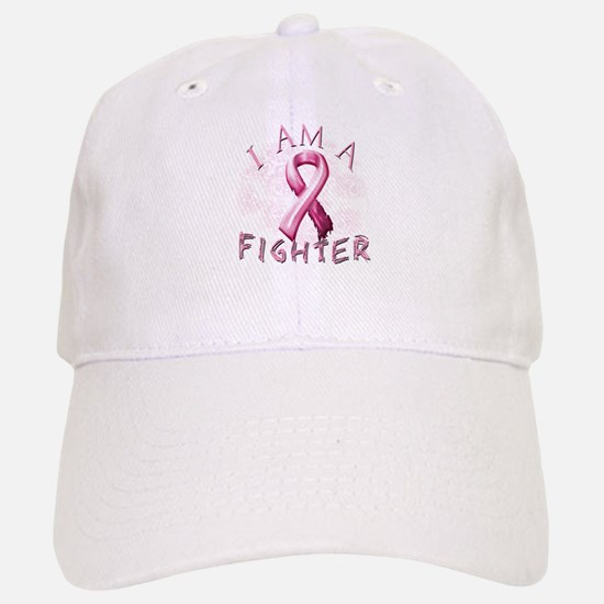 I Am A Fighter Baseball Baseball Cap
