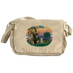 St.Francis #2/ GSHP Messenger Bag