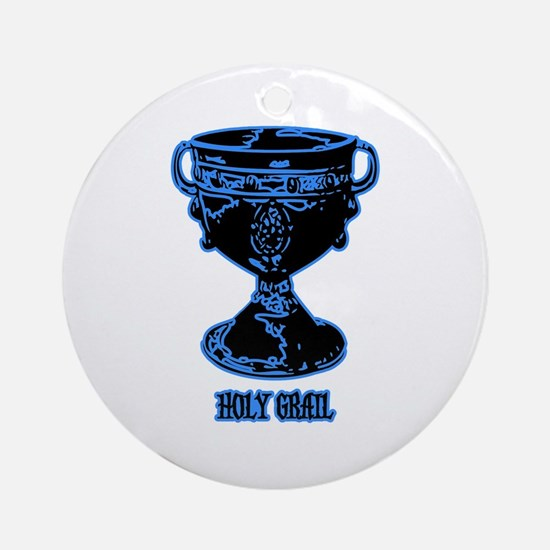 The Holy Grail Ornament (Round)
