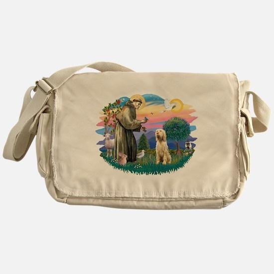 S, Fr, #2/ Italian Spinone Messenger Bag