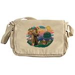 St Francis #2 / Norwich T. Messenger Bag