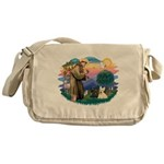 St Francis #2/ Scottys (2) Messenger Bag