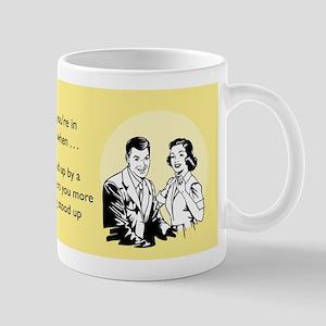 Stood Up Mug