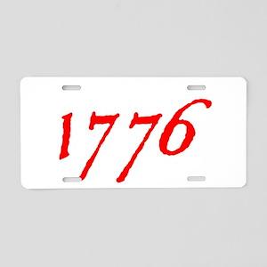 DECLARATION NUMBER ONE™ Aluminum License Plate