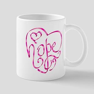 Hope - Breast Cancer Awarenes Mug
