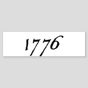 DECLARATION NUMBER TWO™ Sticker (Bumper)