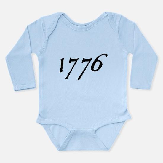 DECLARATION NUMBER TWO™ Long Sleeve Infant Bodysui