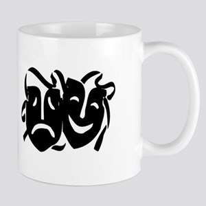 Masks Mug